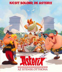 Asterix - Az istenek otthona teljes mesefilm