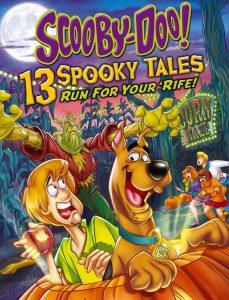 Scooby-Doo és a madárijesztő online mesefilm