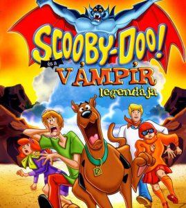 Scooby-Doo és a vámpír legendája teljes mesefilm