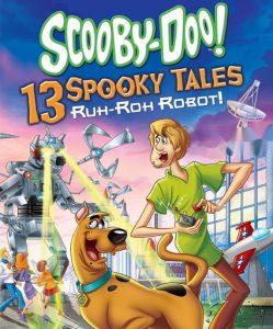 Scooby-Doo! Szőrmókveszély online mesefilm