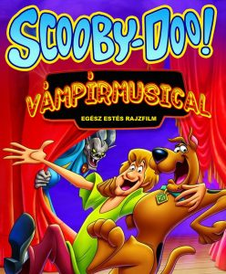 Scooby-Doo! - Vámpírmusical online mesefilm