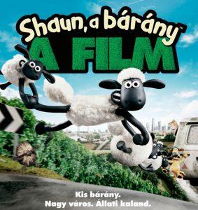 Shaun, a bárány - a film online mesefilm