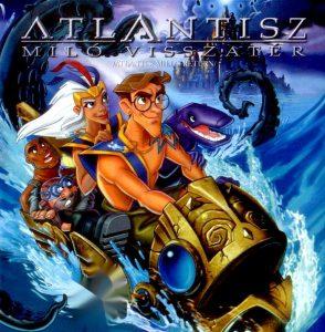 Atlantisz 2. - Milo visszatér teljes mesefilm