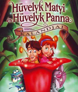 Hüvelyk Matyi és Hüvelyk Panna kalandjai online mesefilm