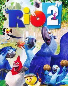 Rio 2. teljes mese
