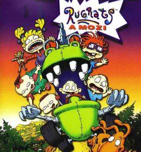 Rugrats mozi - Fecsegő tipegők online mesefilm