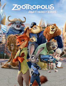 Zootropolis - Állati nagy balhé teljes mesefilm