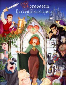 Borsószem hercegkisasszony teljes mesefilm