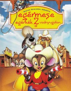 Egérmese 2. - Egérkék a Vadnyugaton online mesefilm