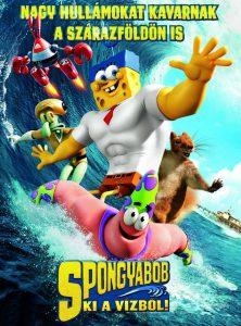 SpongyaBob: Ki a vízből! online mese