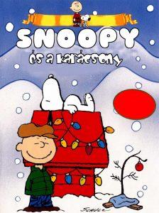 Snoopy és a Karácsony teljes mesefilm