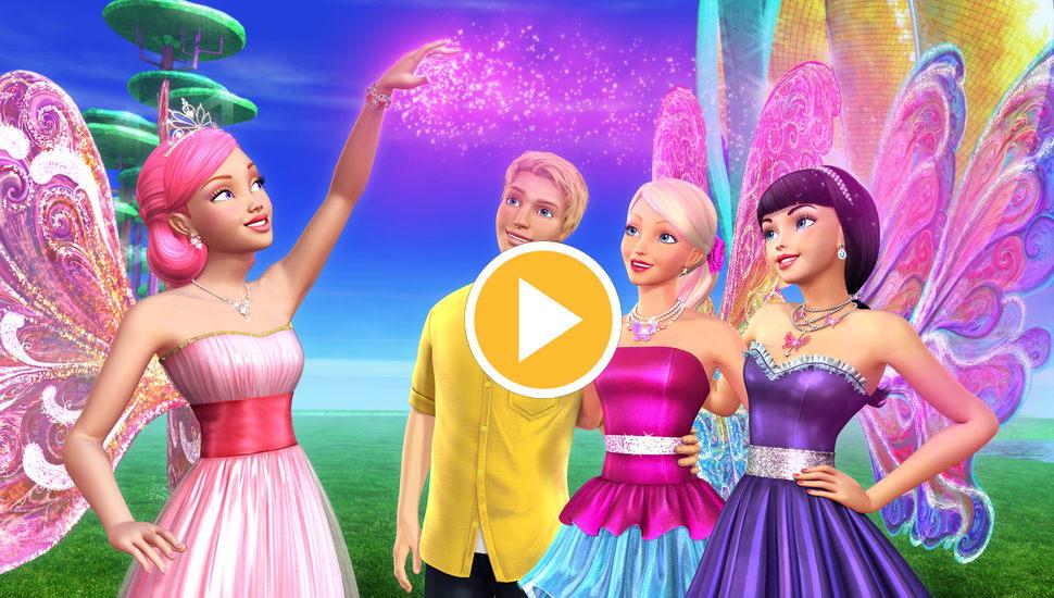 Barbie mes k mesekincst r - Barbi sirene 2 film ...