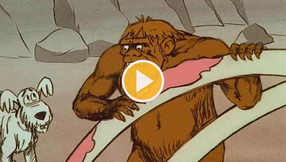 Mézga Aladár különös kalandjai - Őskorban