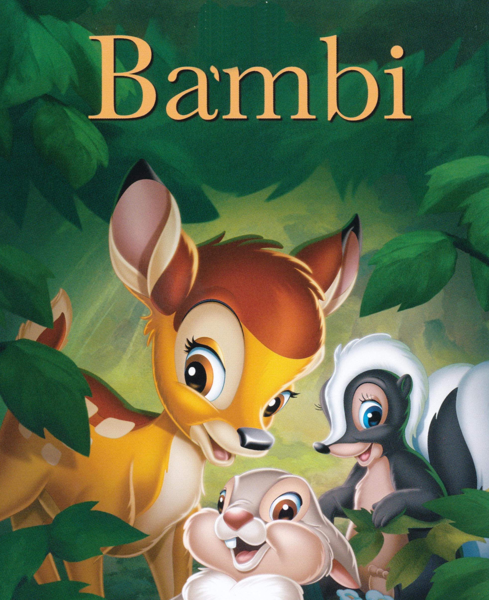Bambi Teljes Mesefilm Mesekincstar