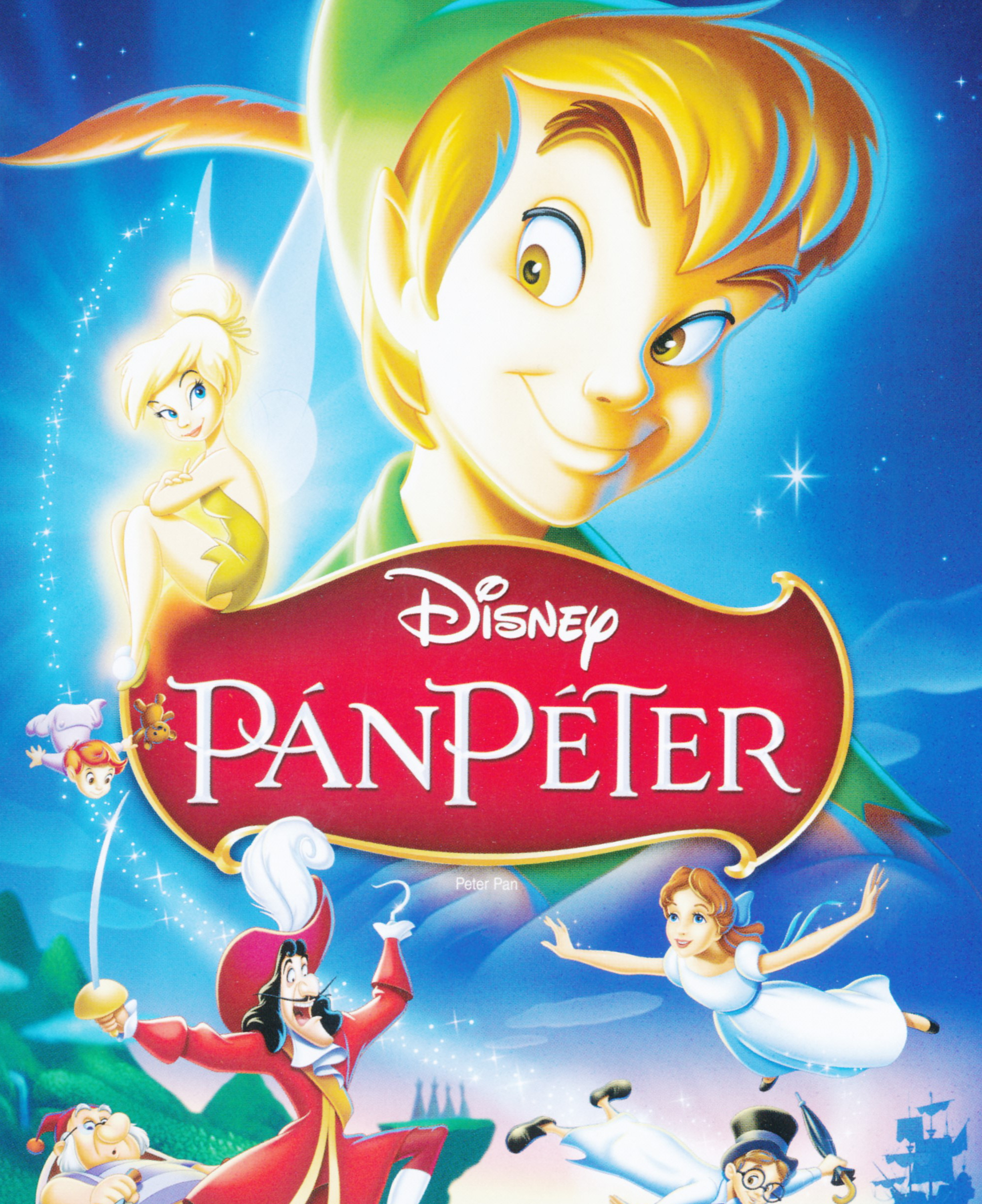 Pan Peter Peter Pan 2003 Mafab Hu