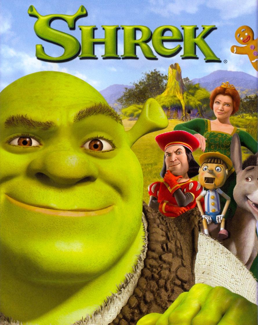Shrek Online Mesefilm Mesekincstar