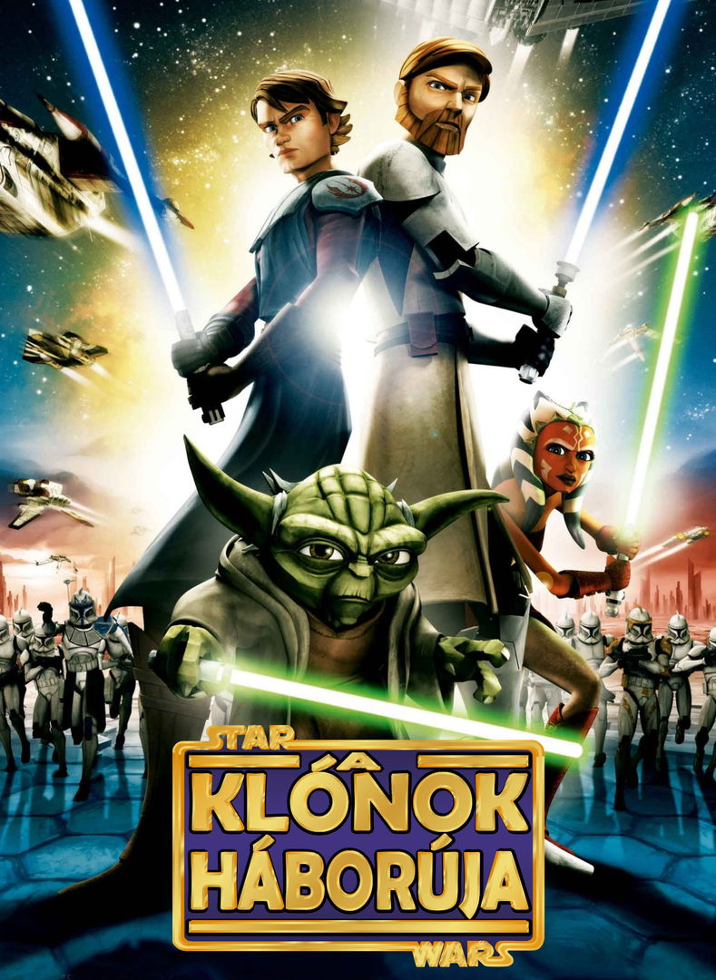 Star Wars A Klonok Haboruja Online Mesefilm Mesekincstar